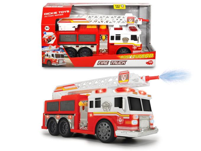 Coches de bomberos Dickie