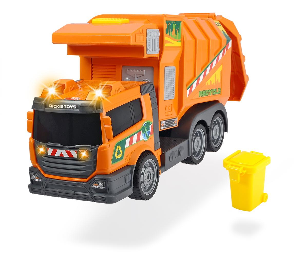Camiones de basura Dickie
