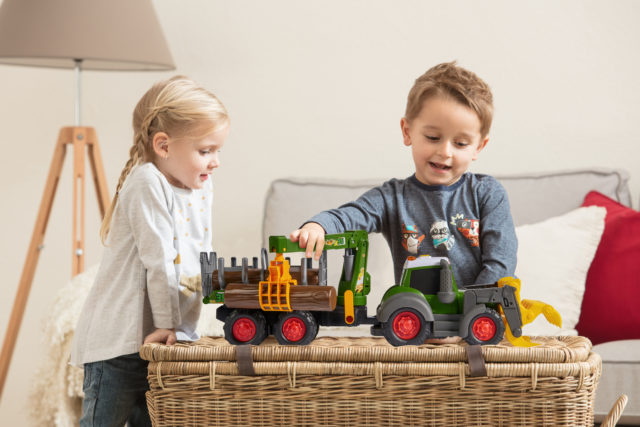 Tractores Happy Series