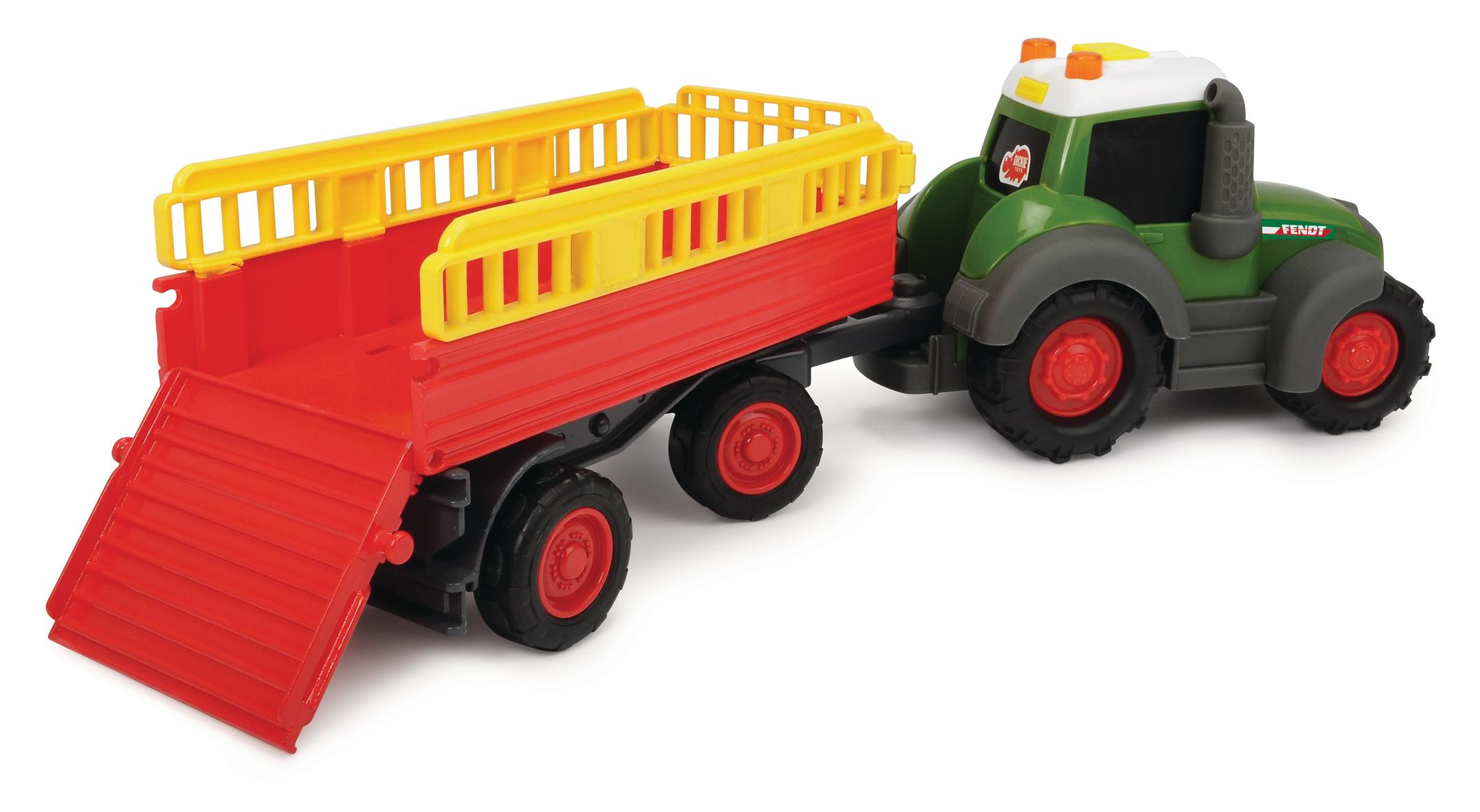 Tractores Fendt de Dickie