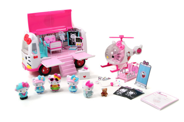 Playsets Hello Kitty
