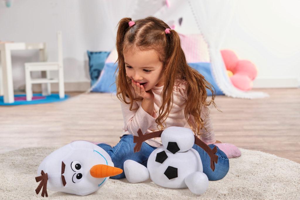 Olaf peluches Disney