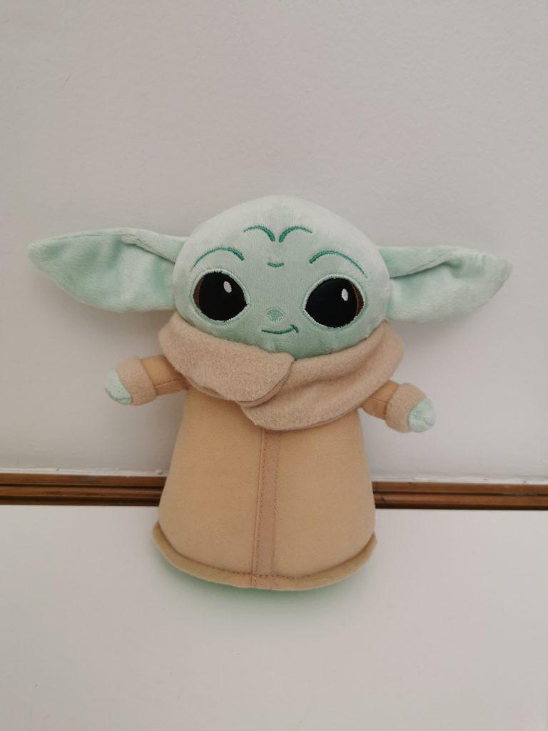 Peluche Baby Yoda 18 cm