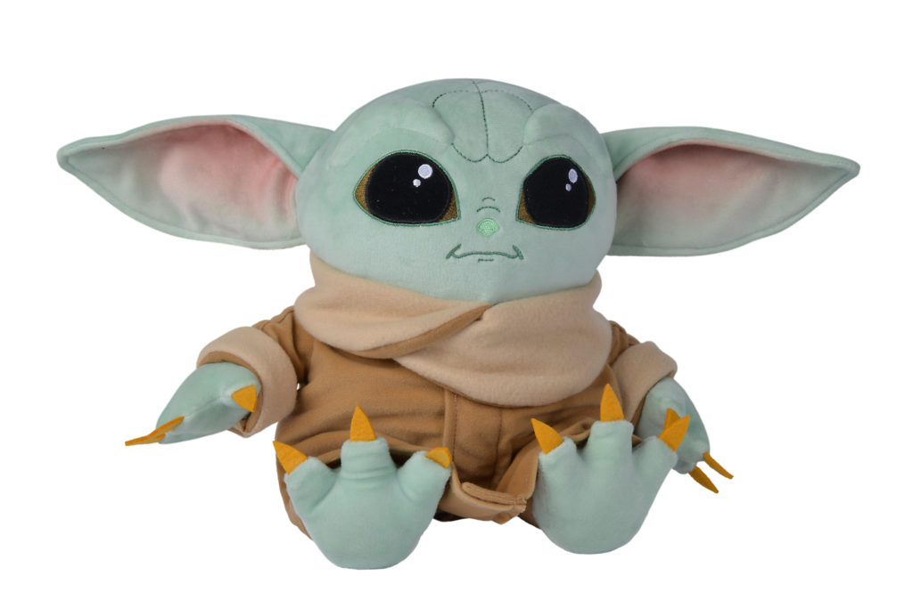 Peluche Baby Yoda 30 cm