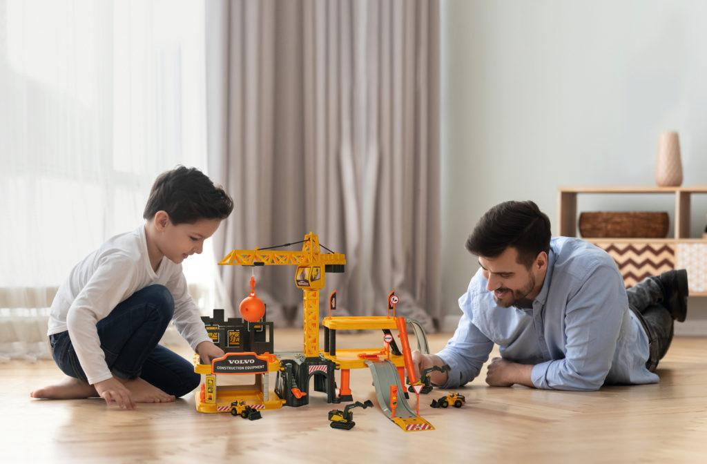 Beneficios de los juegos de construcción