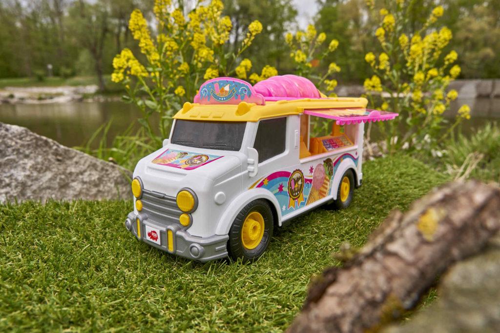 Vehículos de juguete para el verano